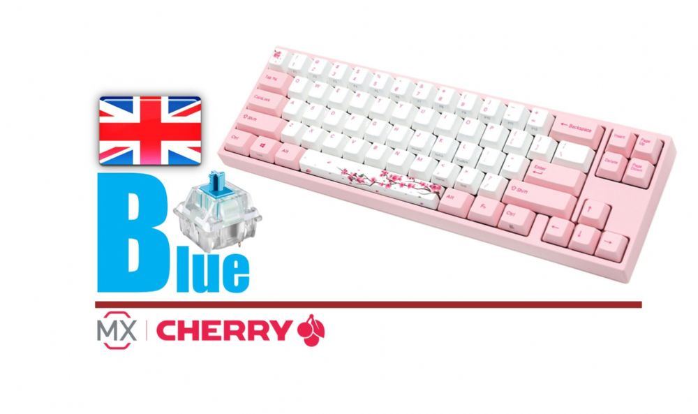 Ducky Channel Varmilo MIYA Pro Sakura Edition MY69NC1P/DP88U